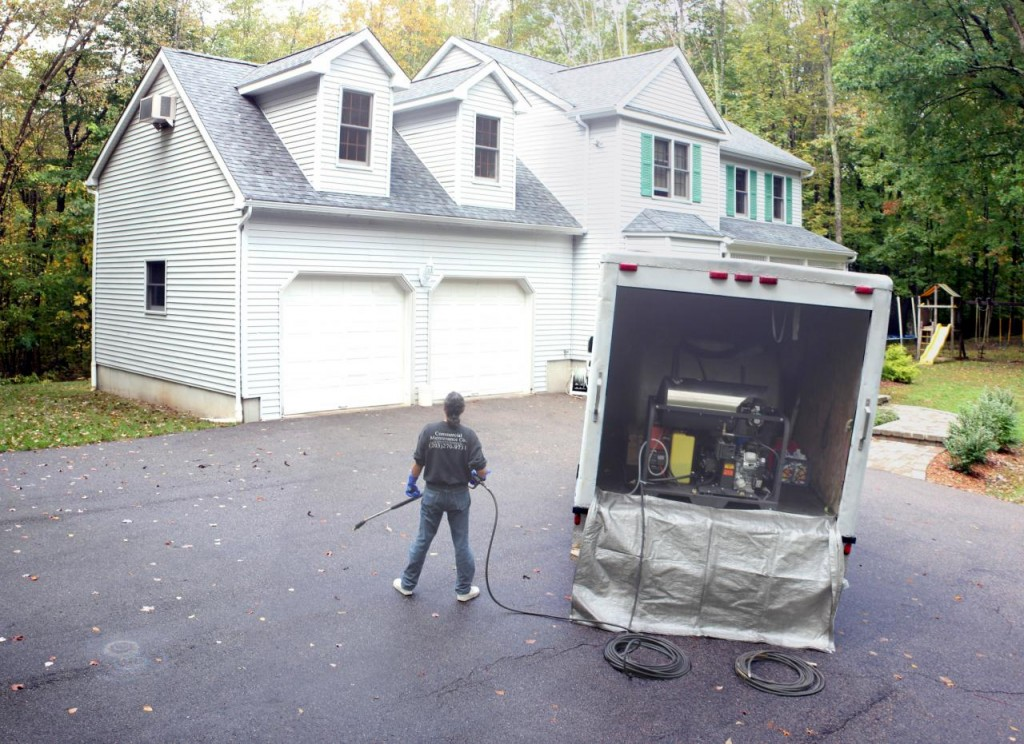 Powerwasher Shaboo Ct Cleaning Llc